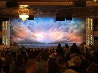 Eugene O'Neill Theatre, Abschnitt: Standing room, Platz: 104