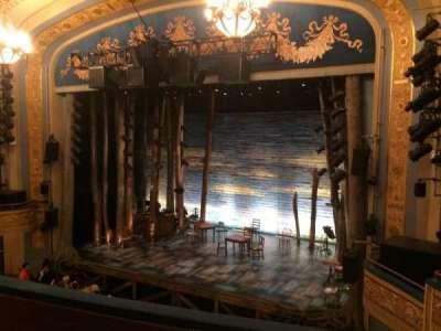 Gerald Schoenfeld Theatre, Abschnitt: Mezzanine Right, Reihe: D, Platz: 16