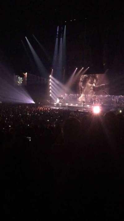 Allstate Arena, Abschnitt: 111, Reihe: L, Platz: 15