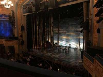 Gerald Schoenfeld Theatre, Abschnitt: RIght Mezz, Reihe: B, Platz: 20