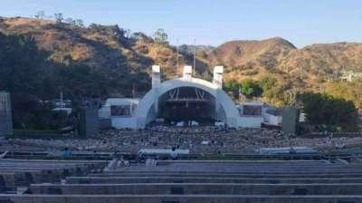 Hollywood Bowl, Abschnitt: N-1, Reihe: 16, Platz: 8