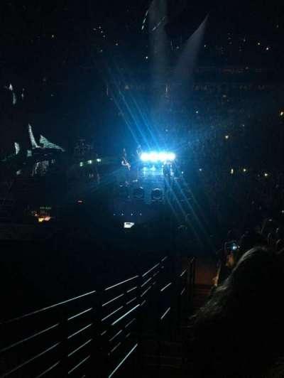 TD Garden, Abschnitt: Loge 14, Reihe: 11, Platz: 15