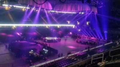 Quicken Loans Arena, Abschnitt: 106, Reihe: 21, Platz: 5