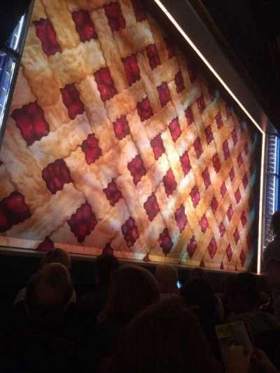 Brooks Atkinson Theatre, Abschnitt: Orchestra, Reihe: C, Platz: 13