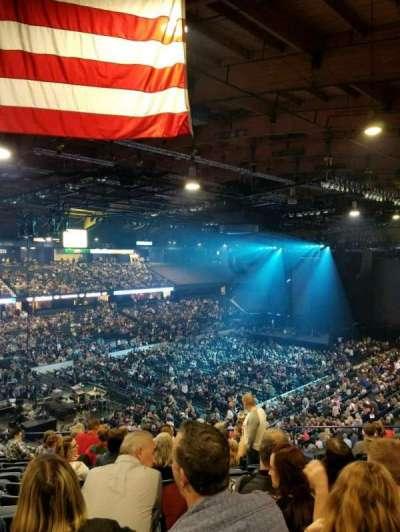 Allstate Arena, Abschnitt: 213, Reihe: m, Platz: 23