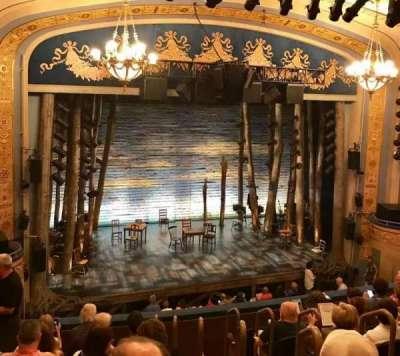 Gerald Schoenfeld Theatre, Abschnitt: Mezzanine Left, Reihe: H, Platz: 7