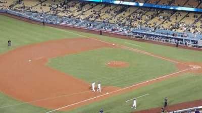 Dodger Stadium, Abschnitt: 31RS, Reihe: P, Platz: 16