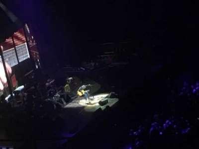 Madison Square Garden, Abschnitt: 225, Reihe: 14