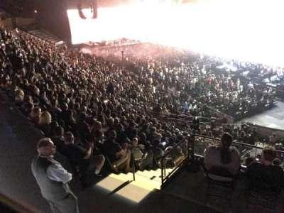 Madison Square Garden, Abschnitt: 209, Reihe: 2, Platz: 7