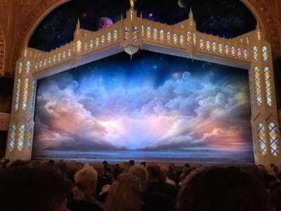 Eugene O'Neill Theatre, Abschnitt: Orchestra Center, Reihe: M, Platz: 101