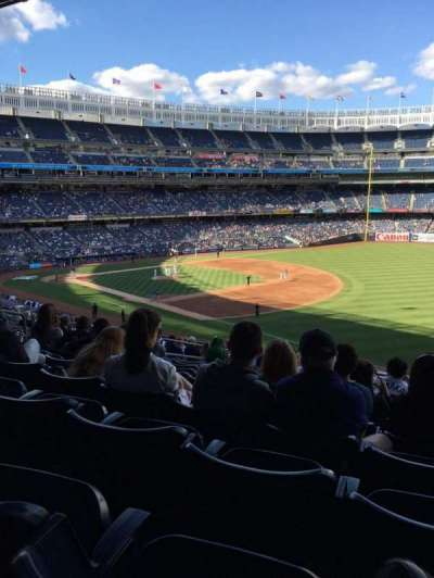 Yankee Stadium, Abschnitt: 211, Reihe: 19, Platz: 13