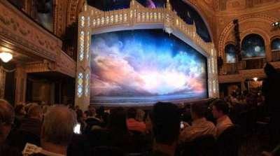 Eugene O'Neill Theatre, Abschnitt: Orchestra left, Reihe: J, Platz: 9