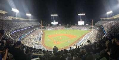 Dodger Stadium, Abschnitt: 4RS, Platz: 1