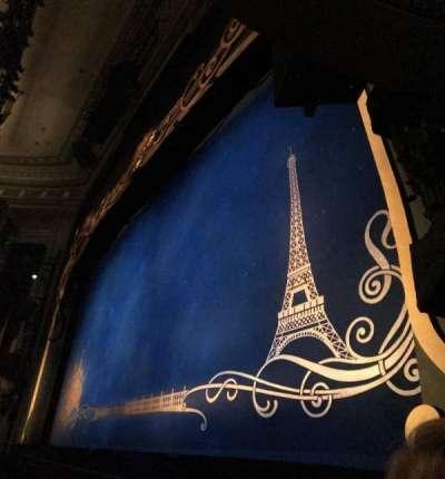 Broadhurst Theatre, Abschnitt: Orchestra, Reihe: B, Platz: 12
