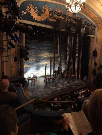 Gerald Schoenfeld Theatre, Abschnitt: Mezz, Reihe: C, Platz: 25