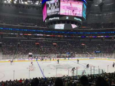 Staples Center, Abschnitt: PR15, Reihe: 1, Platz: 6