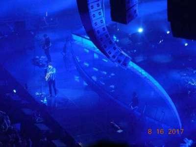 Madison Square Garden, Abschnitt: 207, Reihe: 8, Platz: 18