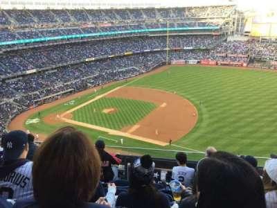 Yankee Stadium, Abschnitt: 413, Reihe: 5, Platz: 18