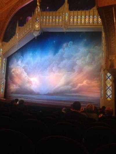 Eugene O'Neill Theatre, Abschnitt: Orchestra, Reihe: K, Platz: 22