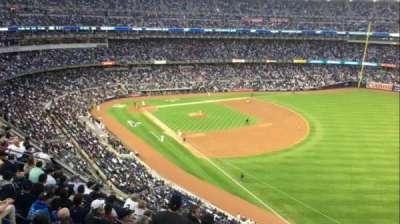 Yankee Stadium, Abschnitt: 310W, Reihe: 8WC, Platz: 1