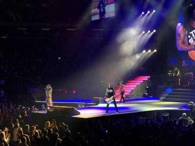Madison Square Garden, Abschnitt: 106, Reihe: 6, Platz: 18