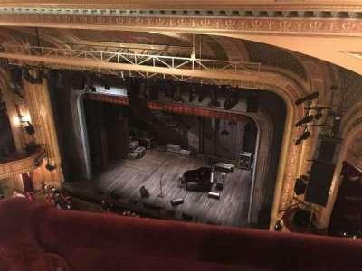 Walter Kerr Theatre, Abschnitt: Balcony Right, Reihe: A, Platz: 28