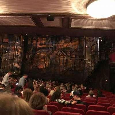 Broadway Theatre - 53rd Street, Abschnitt: ORCHO, Reihe: T, Platz: 23