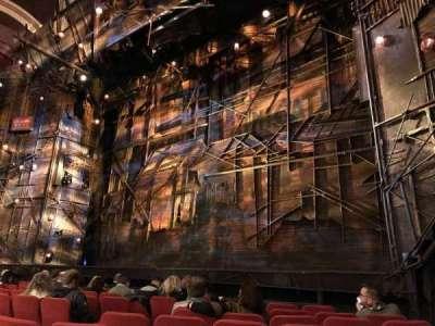 Broadway Theatre - 53rd Street, Abschnitt: Orchestra, Reihe: I, Platz: 13