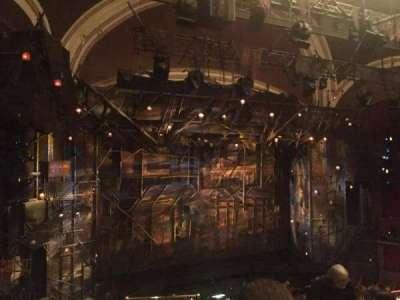 Broadway Theatre - 53rd Street, Abschnitt: Front Mezzanine, Reihe: F, Platz: 4