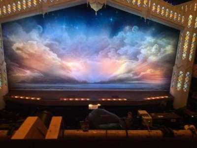 Eugene O'Neill Theatre, Abschnitt: CMEZZ, Reihe: A