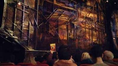 Broadway Theatre - 53rd Street, Abschnitt: Orchestra, Reihe: I, Platz: 18
