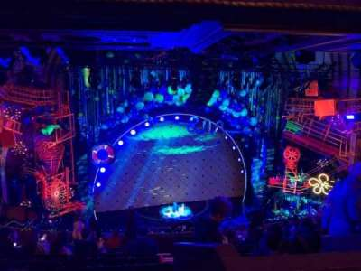 Palace Theatre (Broadway), Abschnitt: Rear Mezz, Reihe: L, Platz: 121
