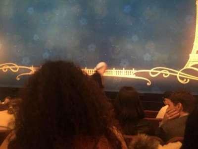 Broadhurst Theatre, Abschnitt: CORC, Reihe: E, Platz: 111