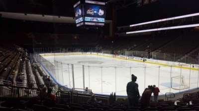 Jacksonville Veterans Memorial Arena, Abschnitt: 110, Reihe: N, Platz: 12