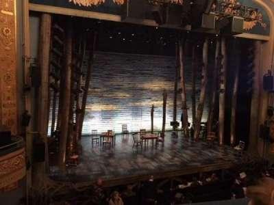 Gerald Schoenfeld Theatre, Abschnitt: Mezz Left, Reihe: B, Platz: 5