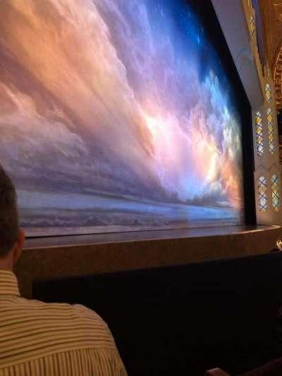 Eugene O'Neill Theatre, Abschnitt: OrchL, Reihe: B, Platz: 11