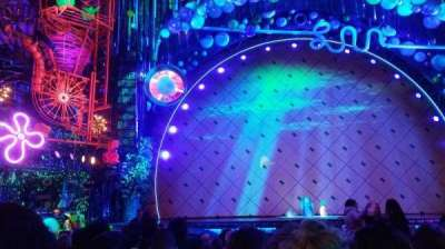 Palace Theatre (Broadway), Abschnitt: Orchestra Left, Reihe: N, Platz: 105