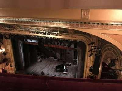 Walter Kerr Theatre, Abschnitt: Balcony, Reihe: B, Platz: 20