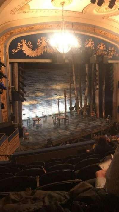 Gerald Schoenfeld Theatre, Abschnitt: Mezzanine, Reihe: G, Platz: 23