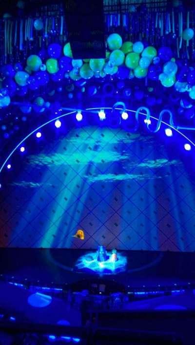Palace Theatre (Broadway), Abschnitt: Mezzanine, Reihe: AA, Platz: 108