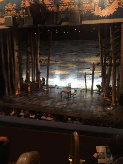 Gerald Schoenfeld Theatre, Abschnitt: Mezzanine, Reihe: C, Platz: 2