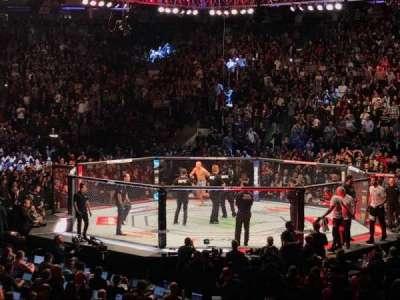Madison Square Garden, Abschnitt: 109, Reihe: 10, Platz: 2
