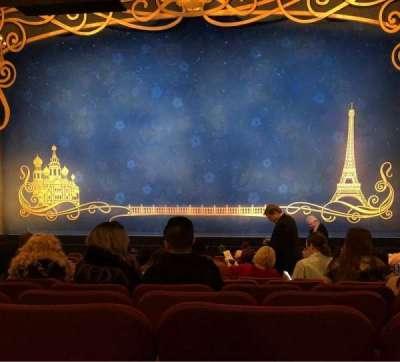 Broadhurst Theatre, Abschnitt: Orchestra, Reihe: O, Platz: 111-112