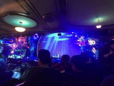 Palace Theatre (Broadway), Abschnitt: Orchestra, Reihe: T, Platz: 106