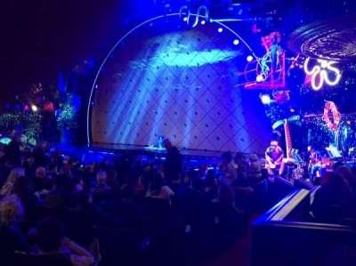 Palace Theatre (Broadway), Abschnitt: ORCH, Reihe: N, Platz: 4