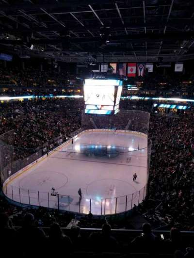 Nationwide Arena, Abschnitt: 223, Reihe: F, Platz: 5