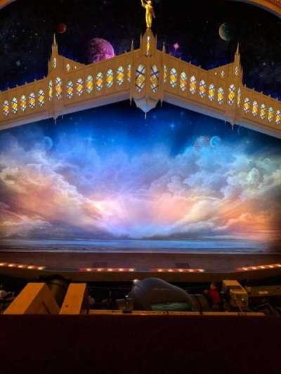 Eugene O'Neill Theatre, Abschnitt: Mezzc, Reihe: A, Platz: 109