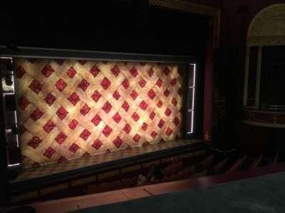 National Theatre (DC), Abschnitt: Mezzanine, Reihe: A, Platz: 9