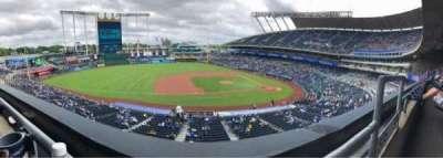 Busch Stadium, Abschnitt: 254, Reihe: 15, Platz: 6