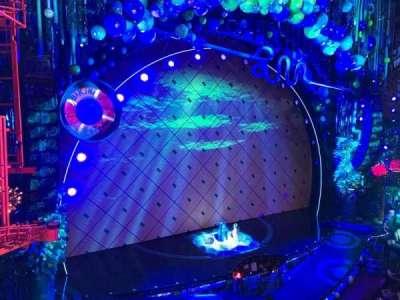 Palace Theatre (Broadway), Abschnitt: Front Mezzanine, Reihe: AA, Platz: 7